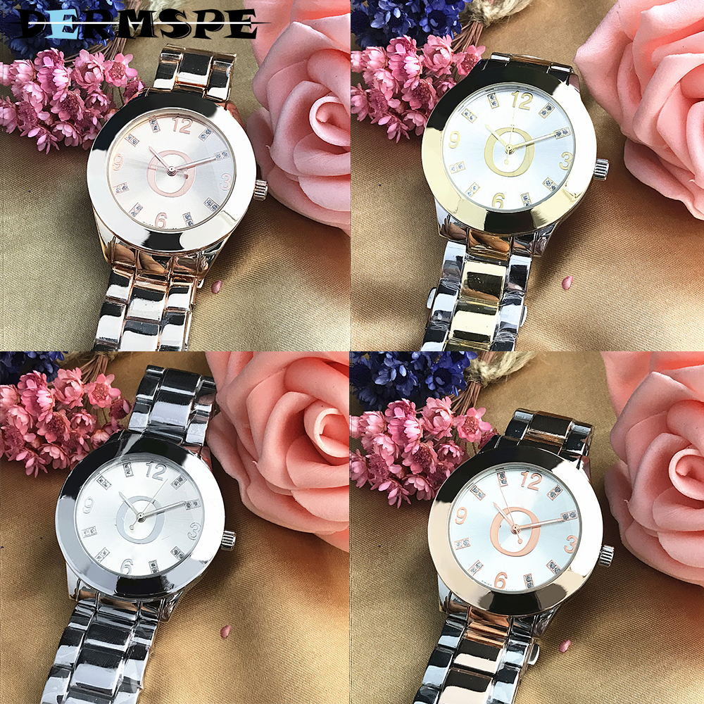 Watches Steady Dermspe Net Red With The Star Lady Ladies Watch Female Fashion Trend Korean Version Of Simple 2019 New Table Refreshing And Enriching The Saliva