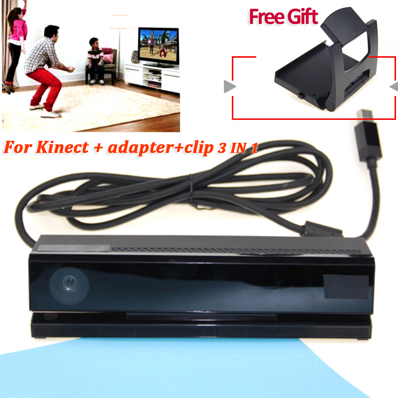 For Kinect Sensor with AC Adapter Power Supply for Xbox one for XBOXONE Slim X Kinect