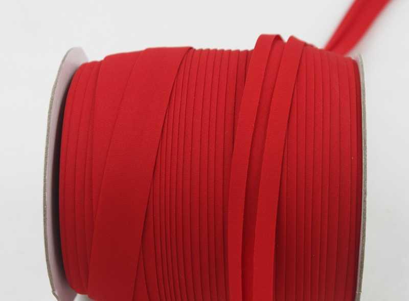 """Cinta diagonal de poliéster/algodón de 5/8 """"(15mm) T/C, cinta de Color liso para costura de ropa DIY y recorte de 20 yardas/rollo"""