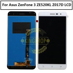 "Image 3 - עבור 5.2 ""Asus ZenFone 3 ZE520KL Z017D LCD מסך תצוגה + לוח מגע digitizer עם מסגרת עבור Asus Z017D lcd עבור Asus ZE520KL"
