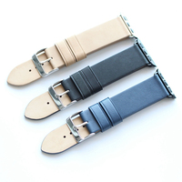 TJP Series 2 1 Genuine Leather Loop For Apple Watch Cuff Band 42mm Strap For Apple