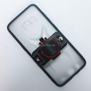 Image 3 - Bisiklet gidon montaj cep telefonu tutucu ray montaj tutucu standı kavrama klipsi durumda Samsung Galaxy S8/S8 artı/S9/S10/S10E