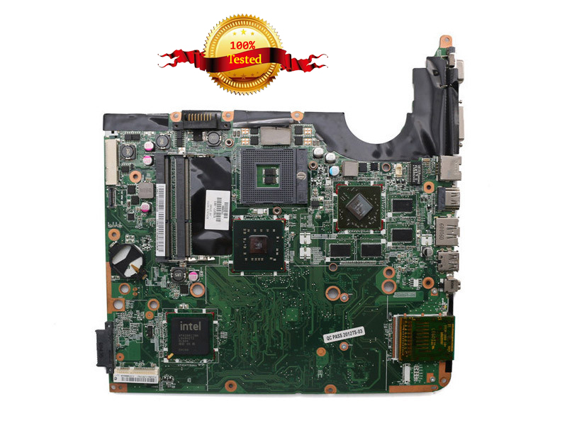 Top quality , For HP laptop mainboard DV6 DV6-1000 578377-001 laptop motherboard,100% Tested 60 days warranty