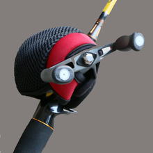 High-quality Road Asian Fishing Wheel Bag Reel Water Droplet Package Fish Protection Cover