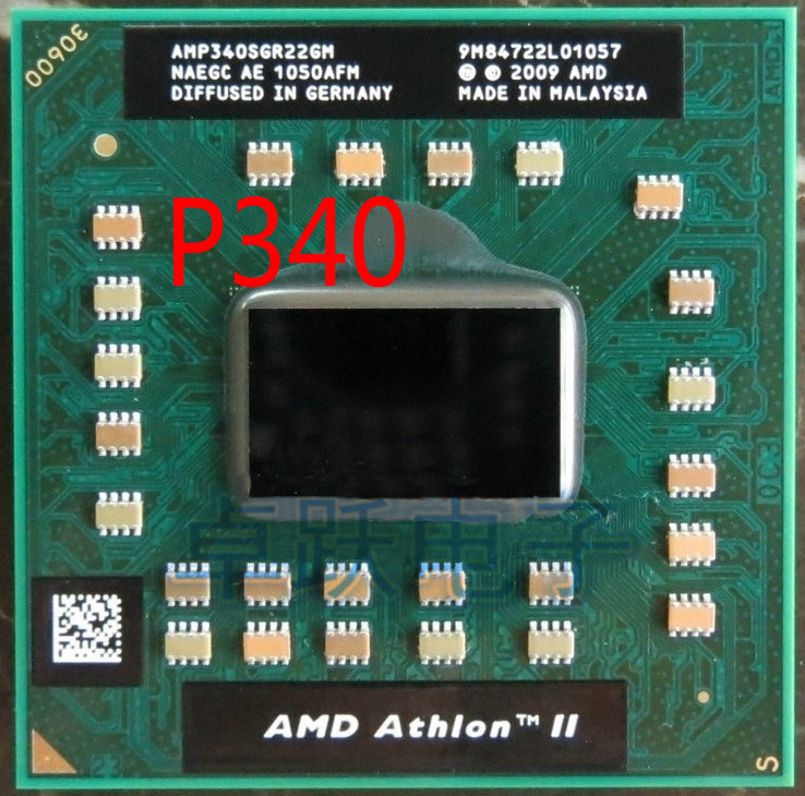 DRIVERS AMD ATHLON TM II P340 DUAL-CORE PROCESSOR