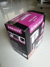 Kg01-9, бесплатная доставка, американская семья полностью автоматическая кофемашина капельного, чай машина, чашка полуавтоматическая кофемашина