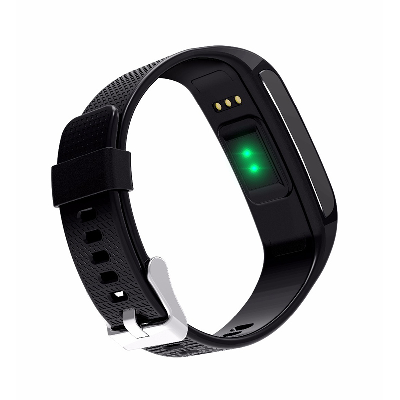 R18S Smart Wristband Heart Rate Monitor IP67 Waterproof Sport Fitness Tracker Smartband Bluetooth For Android IOS PK Miband 2