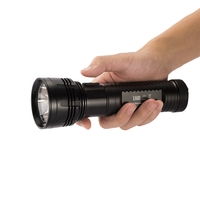 New Original NITECORE EA81 Cree XHP50 LED Portable Outdoor Searchlight LED Flashlight AA Not Battery