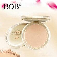 BOB marca cara de maquillaje polvos prensados Nutritivo aceite de control/brillo/corrector/natural Shimmer polvo producto de calidad comestic