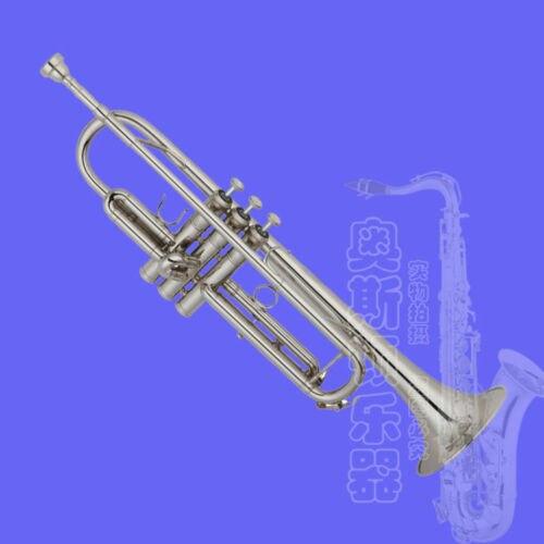 Excellente trompette sib nickelé bonne technique sonore