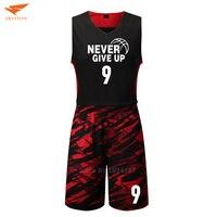 2017 Người Đàn Ông Mới Bsasketball Jersey Đặt Đồng Phục Breathable giá rẻ throwback Tùy Chỉnh bóng rổ Sport jerseys bóng rổ Quần Short