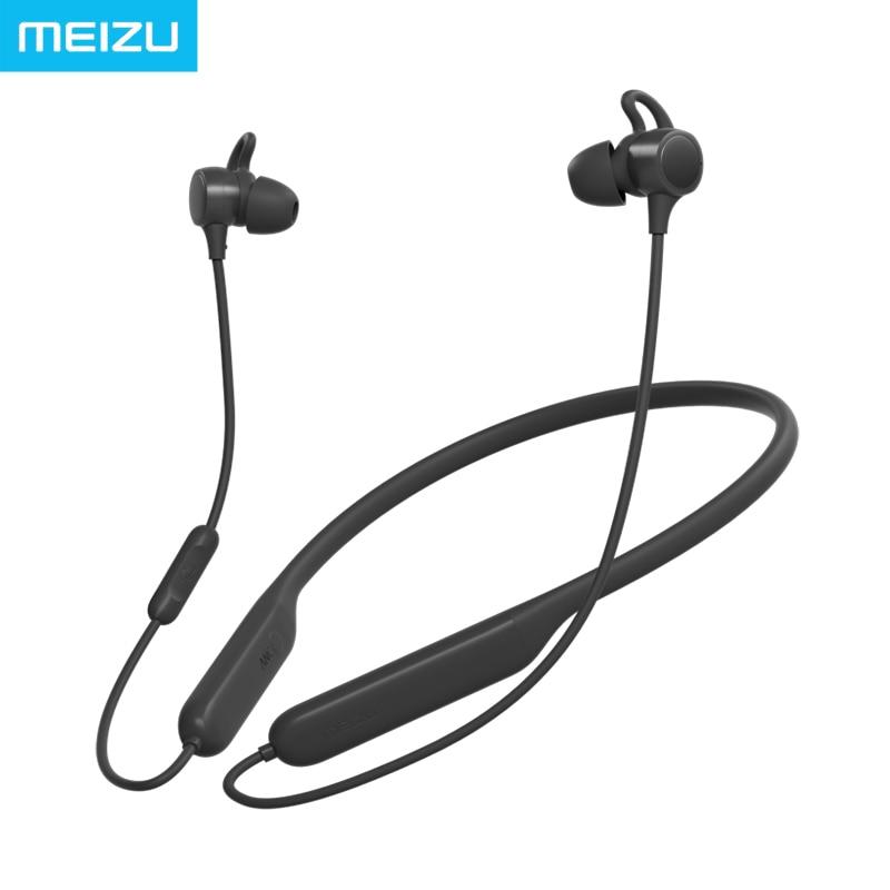 Meizu EP63NC ANC Active Noise Cancelling fone de Ouvido Fone De Ouvido Bluetooth 5.0 Sem Fio de áudio aptX assistente de Voz controle remoto