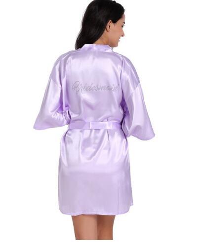 Robe Wedding Bride Women Sleepwear Nightwear White Bridal Dress Bathrobe Night Home Gown Nightgown Dressing In Robes From S