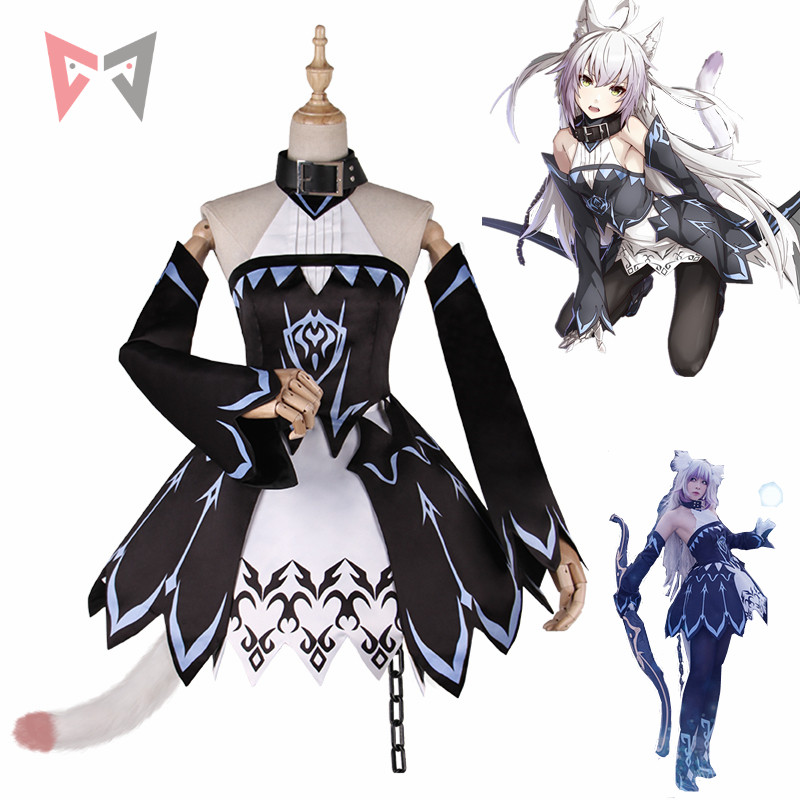 MMGG Fate Grand Order Cosplay Archer Atalanta cosplay costume Halloween High Quality