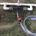 Садовое орошение Вентури удобрение инжектор Вентури система оросительное устройство фильтр соломенная трубка для воды комплект