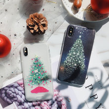 Christmas Phone Case For iPhone X 8 7 6S 6 Plus XS Max 5S SE