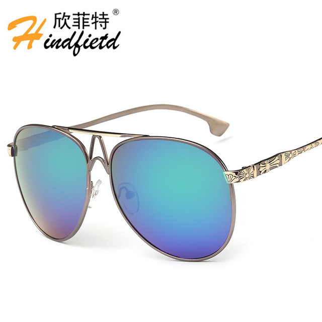 Famous Aviator Sunglasses  sunglasses women fashion las beautiful metal frame aviator y