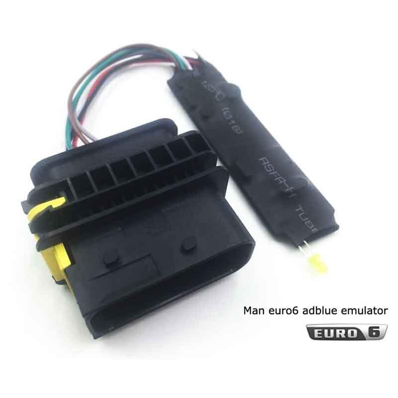 Цена за Man Adblue Эмулятор Euro6, mulatorE Человек Евро 6 не должны быть изучены LR10