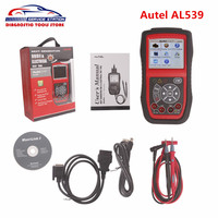HOT AutoLink Next Generation OBD II Electrical Test Tool AL539 Autel AutoLink AL539 Free Ship BY