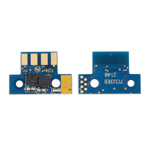 Image 2 - طابعة ليزر جديدة 6K إصدار الولايات المتحدة اللون K/C/M/Y 71B1HK0 71B1HC0 71B1HM0 71B1HY0 شريحة طابعة Lexmark الحبر CS417 CS517 CX417 CX517