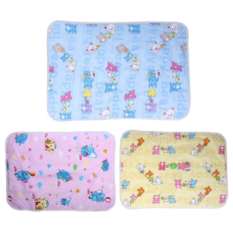 2018 New Fashion Baby Changing Mat Foldable Compact Waterproof Menstruation Mattress Reusable Special Buy Mother & Kids