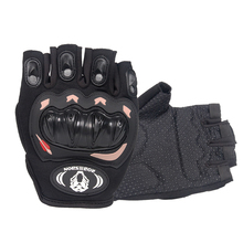 Mtb Bicycle Gloves Hand Protection Mittens Cycling Bike Half Finger for Accessories Велоперчатки