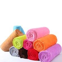 1 шт. детское одеяло фланелевый флис пеленать Nap получения коляски обёрточная бумага для постельное белье для новорожденных малышей s