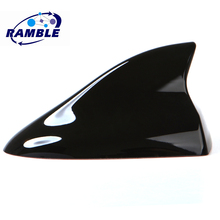 Ramble Brand For Ford Everest Antenna Shark Fin Car Signal Radio Aerial SUV Roof Accessories Hatchback Auto Antenne 2016