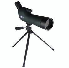 20-60X60 Зум HD Регулируемая Монокуляр Telescopio Телескоп Телескопы с Портативный Штатив для Охоты Путешествия Зеленый SP03