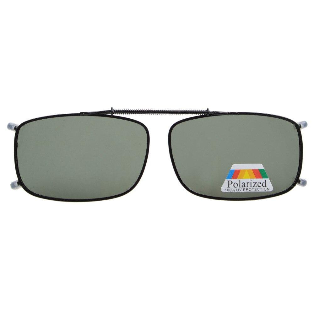 262bc5f00c0a5 Eyekepper C63 de Armação de Metal Lente Polarizada Clip Sobre Óculos De Sol