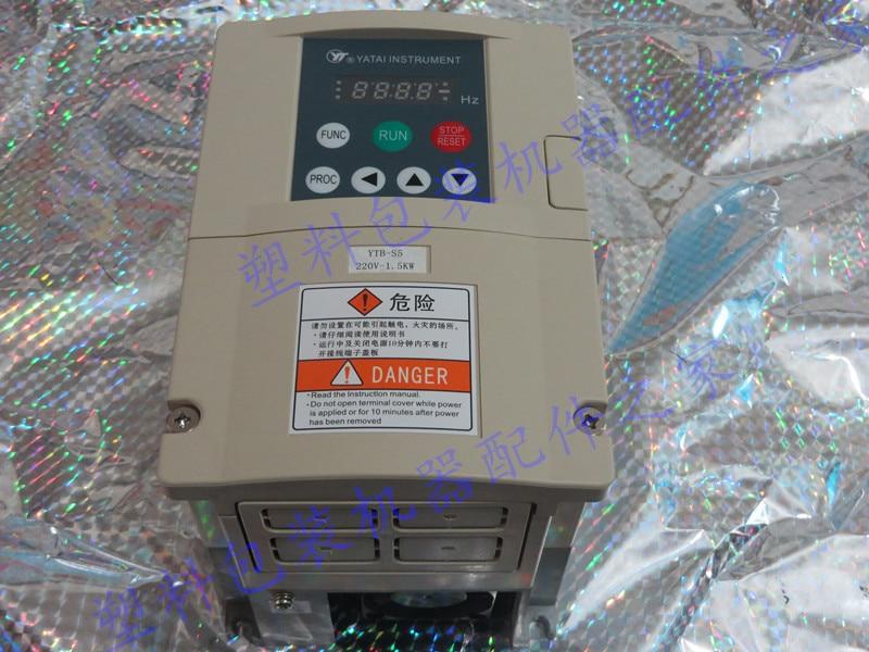 цена на YTB-S5 Inverter YTB-S5 1.5kw 220V single phase 50hz/60hz AC frequency converter/Motor ac frequency converter Variable frequency