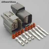 Shhworldsea 5/30/100 Декодер каналов кабельного телевидения 2,0 мм 4-гнездовой соединитель для honda Accord S2000 2.0L F20C ВТИ-R 2.2L H22A O2 датчик кислорода