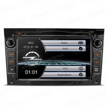 7″  Car DVD Player with FM Radio GPS Navigation Player For OPEL Astra Vectra Corsa Antara Combo / Utility Vivaro Zafira Meriva