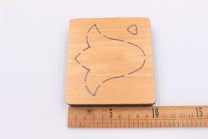 Image 5 - Vento campana Del Pendente di legno die Taglio Die Adatto per comune die taglio macchine nel mercato