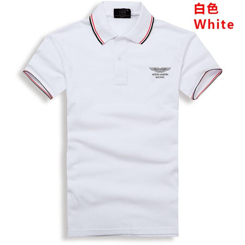 New 2018 Air Force One Top Quality Embroidery Men's Aeronautica Militare   Polo   Shirt Hombre Manga Corta Fashion Men Clothing