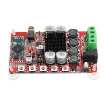 LEORY 50W+50W TDA7492 CSR8635 Wireless bluetooth 4.0 Audio Receiver Amplifier Board NE5532 Preamp DC 8 25V