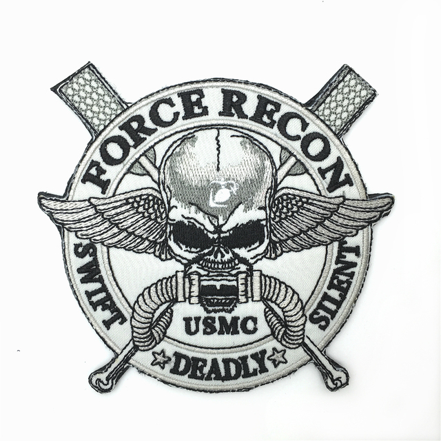 Embroidery Patch United States Marine Corps Usmc Embroidered Patches