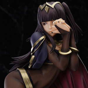 Image 3 - 21CM Anime Game Fire Emblem Awakening Tharja 1/7 Scale Sexy PVC Action Figure Collectible Model Toys Gifts Decoration