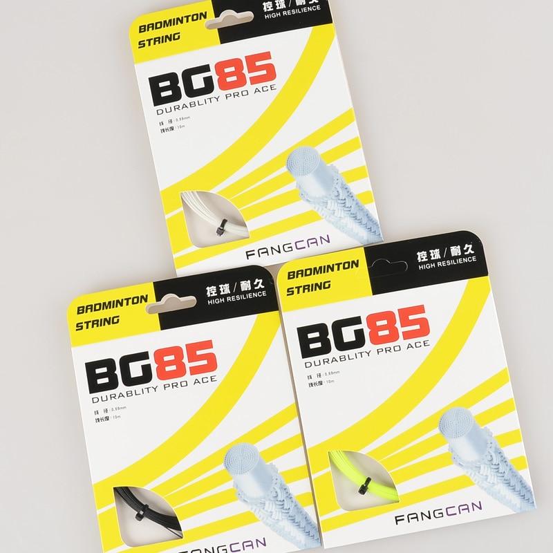 4pcs FANGCAN BG85 Badminton strune za lopar za badminton 0,68 mm premer 26-28LBS Niz za badminton