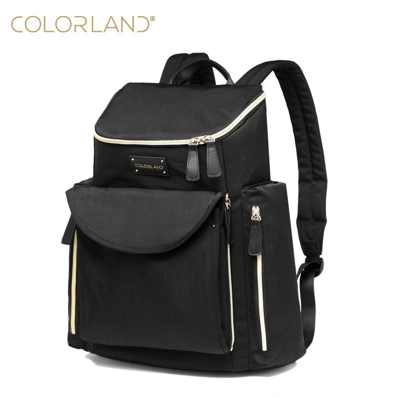 Colorland fashion mummy maternity baby travel nappy changing diaper tote bag mom backpack baby bags handbags mochila maternidade fashion cute panda baby mummy diaper nappy bags keep fresh lunch breast milk bag thermal portable travel picnic hobos baby care