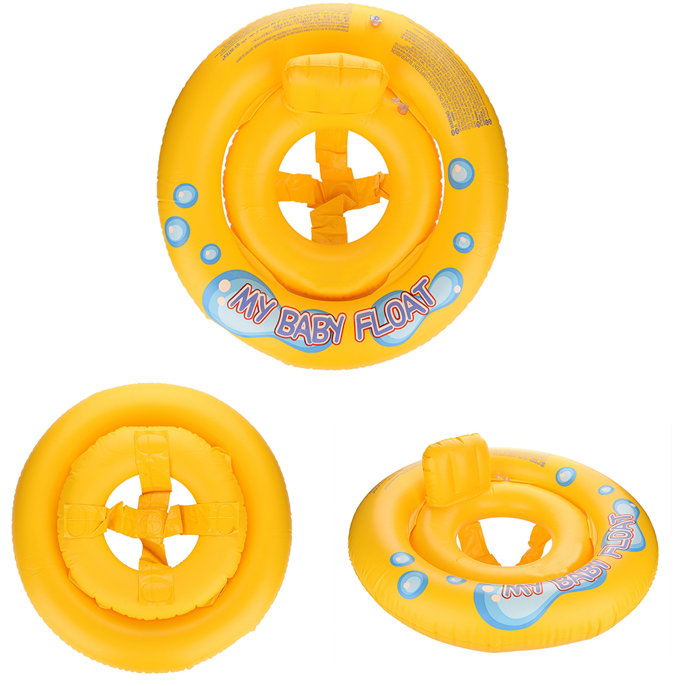 2018 Summer Swimming Baby Accessories Rings Seat Boat Toys For Boys Girls Swim Kids Baby Swim Pool Water Sports Inflatable Float
