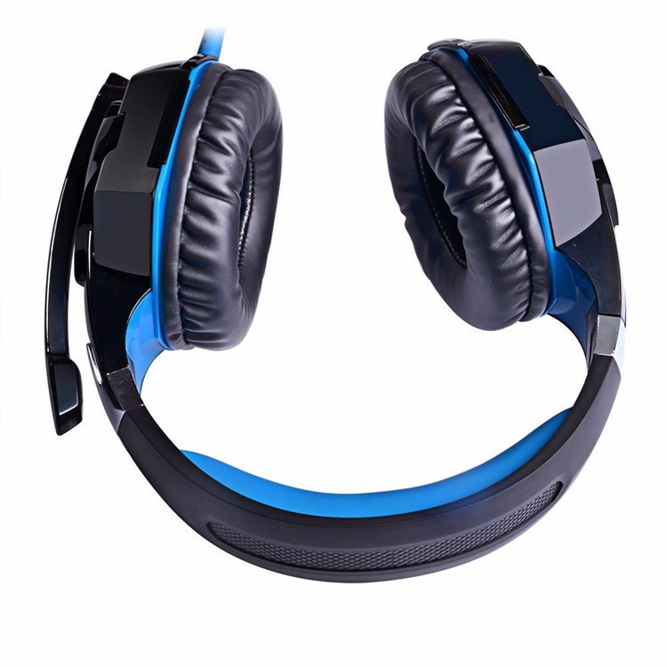 EACH G2000 Over-ear Gaming Headphone Headset Earphone With Mic Stereo Surrounded Bass LED Light For PC Game (14)