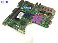 KEFU WARRANTY 90 DAYS FREE SHIPPING STCOK+NEW LAPTOP MOTHERBOARD 574508-001 SUITABLE For HP 4510S 4710S 4411S NOTEBOOK PC DDR2