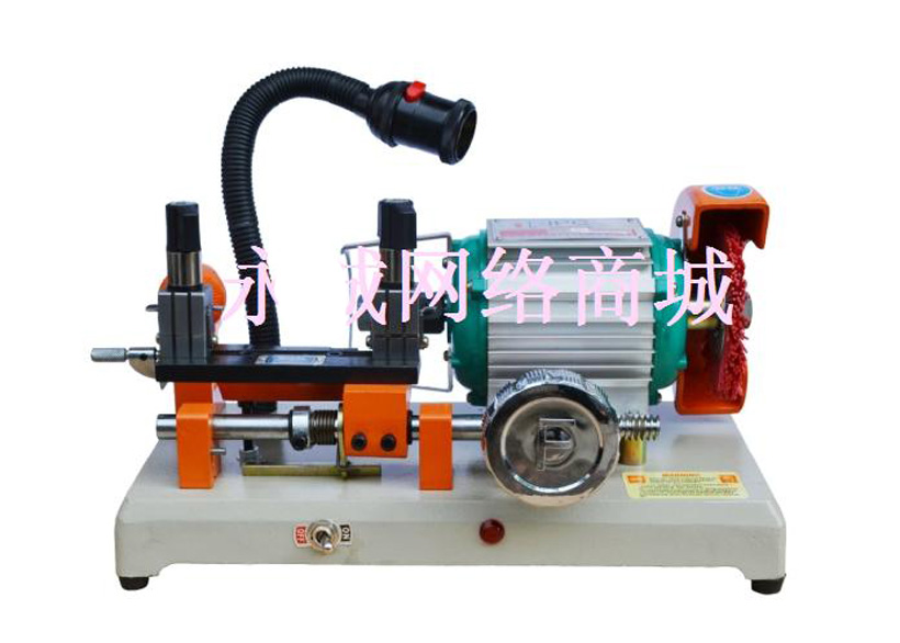 Key Copy Duplicate Cutting Machine Multi-function RH-2AS Horizontal Locksmith Tools with Brush lengthen clamp best key cutting machines multi function electric manually double horizontal key copying machine rh 2as locksmith tools