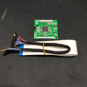 Image 4 - RSDS_S4_V3.0 55P 0.5 FFC LVDS Turn RSDS Signal Transform Adapter Board Conversion Card for A220Z5 CLAA220WA02 ZB A190A8