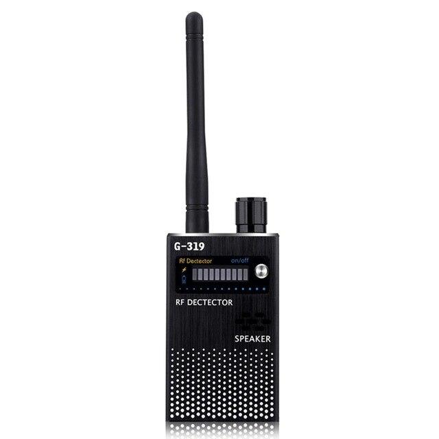Anti-Spy GPS RF Handy Signal Detektor Gerät Tracer Finder 2G 3G 4G Detektor Spezielle für Telekommunikation Signal Bug