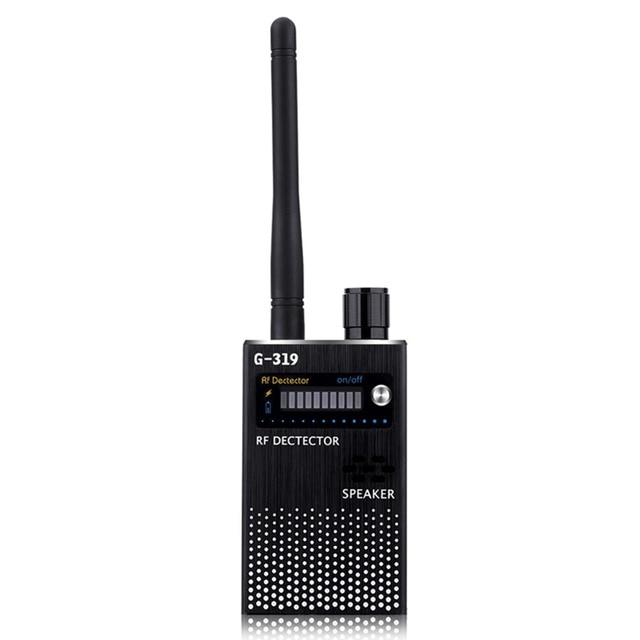 안티 스파이 GPS RF 휴대 전화 신호 탐지기 장치 추적기 파인더 2G 3G 4G 통신 신호 버그에 대 한 특별 한 감지