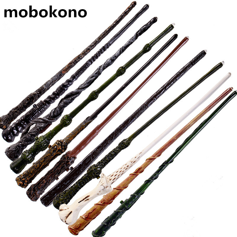 mobokono New Wand Toy Magic Wand With light Cosplay Prop Film Periphery Collection Child Toy Kids Toys