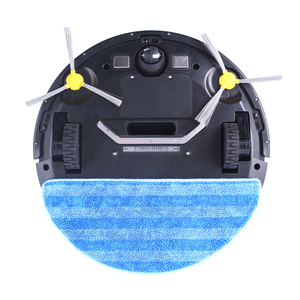 Image 5 - LIECTROUX Roboter Staubsauger ZK808, WiFi App, 3000pa Saug, Karte Navigation, Smart Memory, UV Lampe, Nass Trocken Mopp, Bürstenlosen Motor
