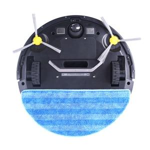 Image 5 - Liectroux 로봇 진공 청소기 zk808, wifi app, 3000pa 흡입, 지도 내비게이션, 스마트 메모리, uv 램프, 습식 드라이 걸레, 브러시리스 모터